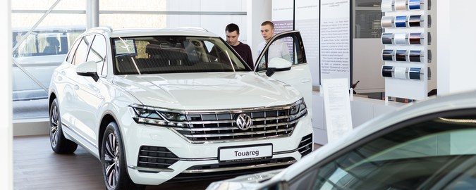Альянс-ІФ   офіційний дилер Volkswagen